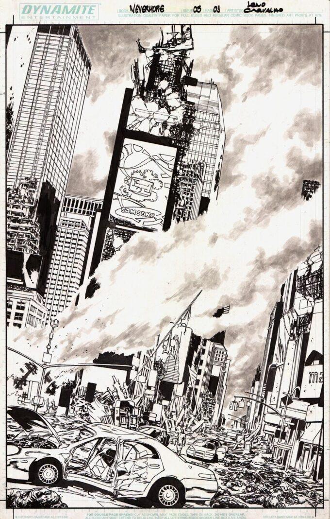 Koontz's Nevermore #3 / 1