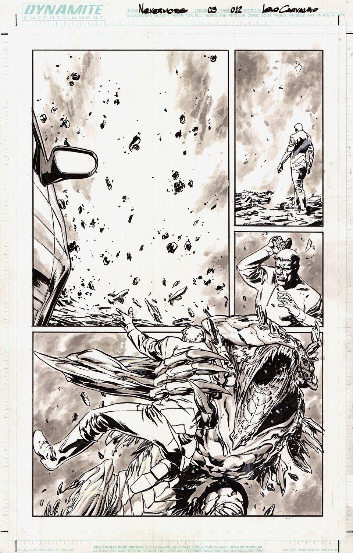 Koontz's Nevermore #3 / 12