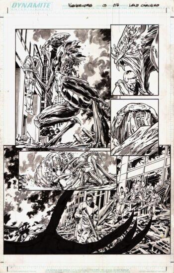 Koontz's Nevermore #3 / 17