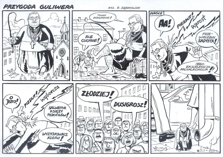 Przygody Guliwera