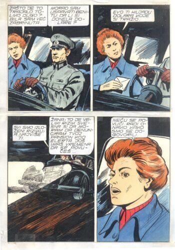Kapitan Kloss: Hasło 26