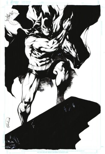 Batman - Pin-up 4