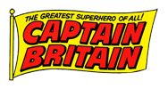Captain Britain.